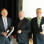 Neue Ehrenmitglieder unserer Schornsteinfegerinnung 2014