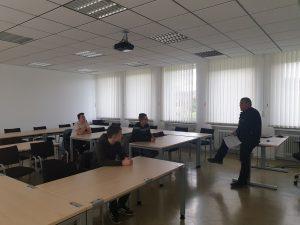 Schulkenntnistest für neue Azubis / Lehrlinge im Schornsteinfegerhandwerk